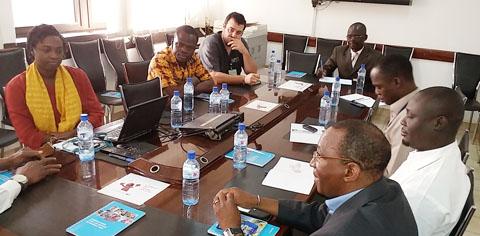 Année 2017: L'UNICEF Burkina veut renforcer ses liens avec les médias