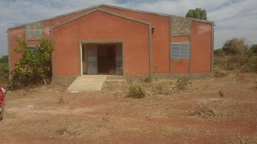 La population de Darsalamy attend toujours l'ouverture de son centre de santé
