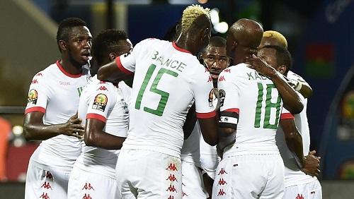 CAN 2017: Les Etalons en quarts de finale