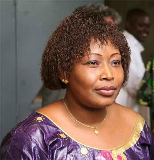UA: Minata SAMATE/CESSOUMA, candidate du Burkina Faso au poste de Commissaire aux Affaires politiques de la Commission de l'Union Africaine