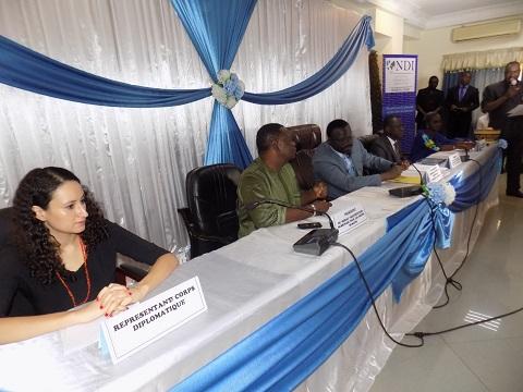 Droits humains: Le Réseau des parlementaires burkinabè pour les droits humains adopte son plan d'action 2017-2020