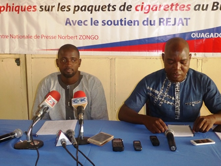 Affaire ministère de la santé/MABUCIG: Afrique contre le tabac appelle l'Etat à préserver la santé des Burkinabè