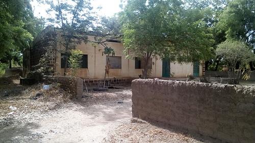 Fada N'Gourma: Un bâtiment de l'époque coloniale servant de local pour un tribunal de Grande Instance