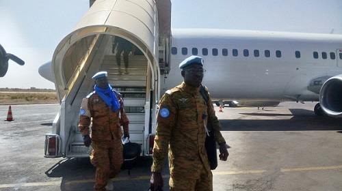 Mission onusienne de stabilisation au Mali: Le Bataillon Badénya 4 de retour
