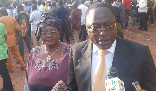 Rabi Yaméogo, correspondant provincial de l'UPC: «Notre objectif, c'est de gagner la bataille du Kadiogo»