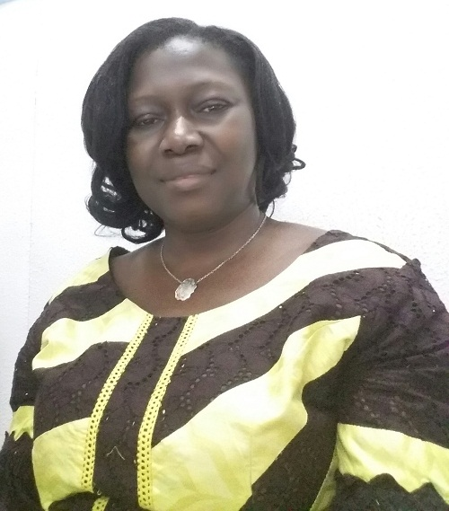 MmeKambou née Kabou Kadio, «médecin» de l'information