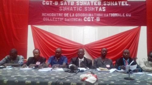 Bassolma Bazié, secrétaire général de la CGT-B: «Il n'y a pas une volonté politique engagée d'améliorer de façon conséquente les conditions de vie des travailleurs»