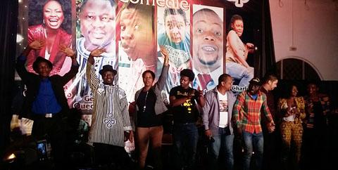 Nuit du stand up comedy: ''Une réussite'' selon le promoteur Gérard Ouedraogo