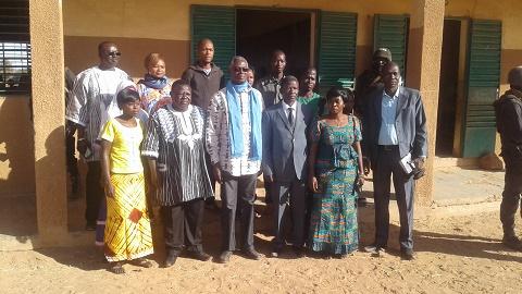 Menaces sur des enseignants par des hommes armés dans le Soum: Le Ministre Coulibaly apporte le soutien du gouvernement
