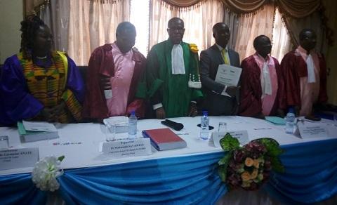Soutenance de thèse de doctorat: Marcel Bagaré décrypte le regard de Jeune Afrique sur la crise ivoirienne