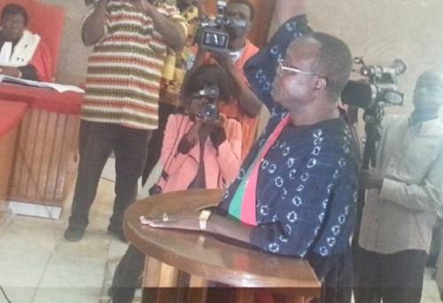 Haute cour de justice: Kibsa Charles Niédogo remplace Salifou Sawadogo