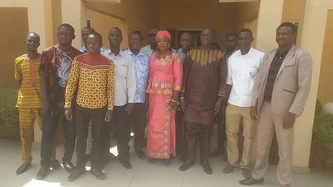 Situation nationale: La CODER parle «réconciliation» avec la société civile