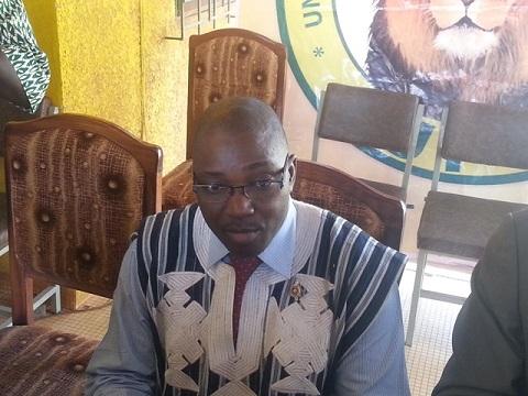 Groupe parlementaire UPC: Qui est Daouda Simboro, le nouveau président?
