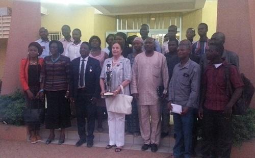 Université Ouaga1 Pr Joseph Ki-Zerbo: Des bourses d'étude pour 15 étudiants