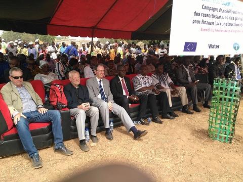 Commune de Dourtenga: Un appel à contribution pour la réalisation d'infrastructures sanitaires