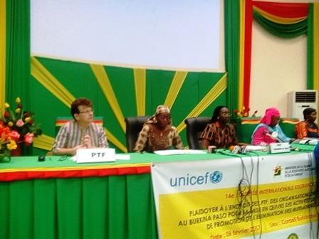 Tolérance zéro contre les MGF: La poursuite de la lutte s'impose