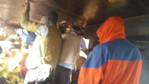 Axe Tougan- Dédougou: La surcharge est-elle légalisée?