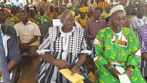 Lanfièra: Le mémorial Karamogoba Sanogo a été inauguré