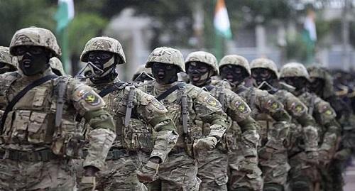 Côte d'Ivoire: Mouvement d'humeur des Forces Spéciales