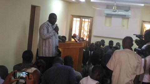 An I du régime Roch Kaboré: «Le Burkina est piloté à vue», selon l'opposition politique