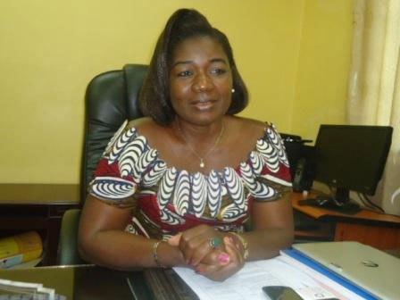 Reine Sakandé/Bénao, député à l'Assemblée nationale: «Je suis venue en politique un peu par hasard»