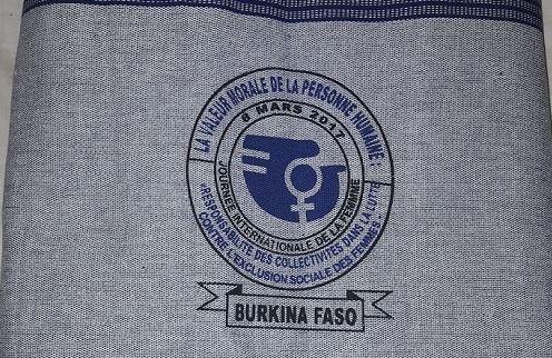 Journée internationale de la femme 2017: Le pagne officiel du 8 mars reste et demeure celui en Faso Danfani