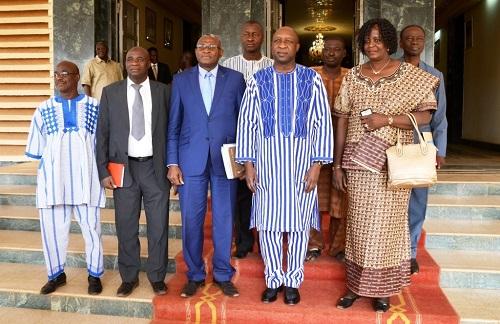 Réconciliation nationale: Le Haut conseil veut être davantage impliqué
