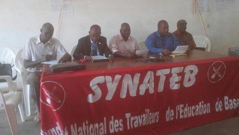 Grève d'enseignants dans le Houet: Entre 30 000 et 200 000 fcfa retenus sur les salaires