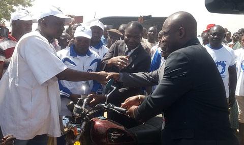 Arrondissement 7 de Ouagadougou: Abdoul 'Services rend service aux vivants et aux morts