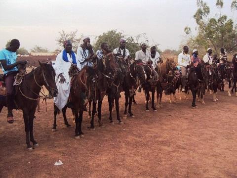 Rite coutumier au Yatenga: Les «Chefs de guerre» présentent leurs vœux à sa Majesté Naaba Kiiba