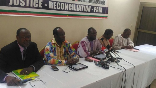 La Coalition pour la réconciliation aux gouvernants: «Ce n'est pas nous qui sommes têtus, ce sont les faits…»