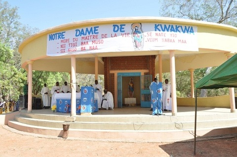 Pèlerinage paroissial annuel de Kwakwa: Une ferveur sécurisée par la Police