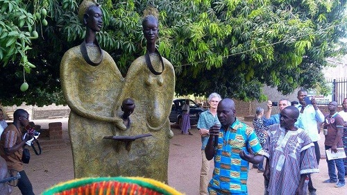Notre Monde à Koudougou: Une exposition de rêves