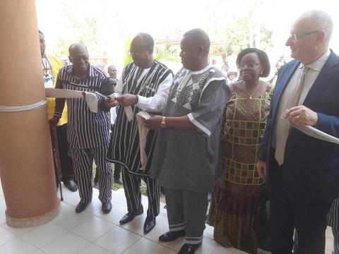 Lutte contre la mouche tsé-tsé: Le projet PATTEC a inauguré son premier insectarium à Bobo-Dioulasso