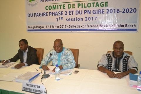 Comité de pilotage de la GIRE: vers une  meilleure protection de l'eau
