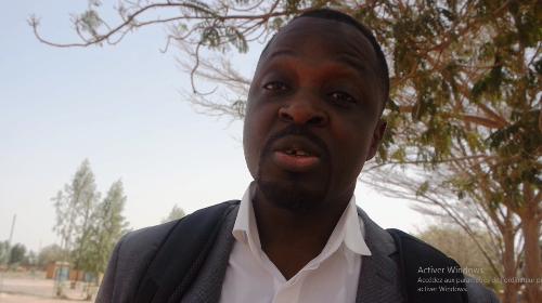 Kambou Serge, ingénieur informatique, à propos du Prytanée: «On ne peut pas s'en passer»