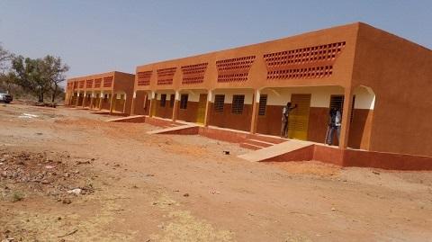 Construction CEG de Moussakongo dans les Banwa: Bientôt une bouffée  d'oxygène pour les parents et élèves de la localité