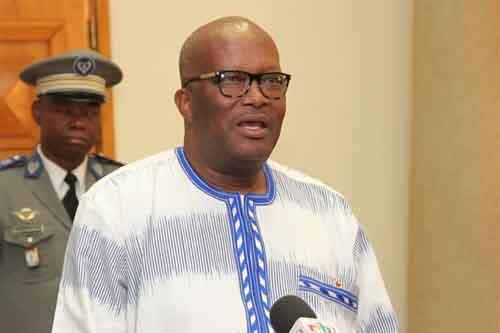 Investiture du Président Adama BARROW: Le Président du Faso fait le point de sa participation