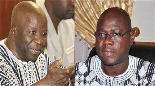 Remaniement ministériel: Simon Compaoré et Smaïla Ouédraogo déjouent les pronostics!