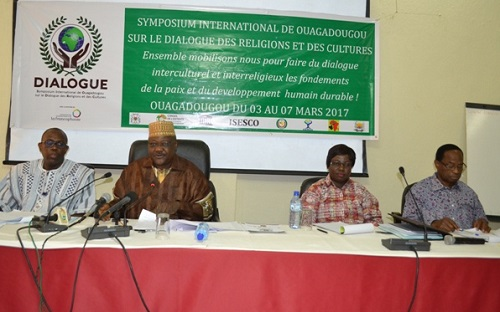 Dialogue interculturel et interreligieux : Un colloque international se tiendra du 3 au 7 mars à Ouagadougou en marge du FESPACO