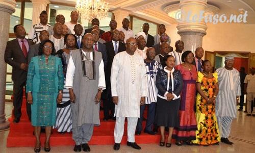 Gouvernement Thiéba II: Une équipe pour l'opérationnalisation du PNDES, selon le Premier ministre!