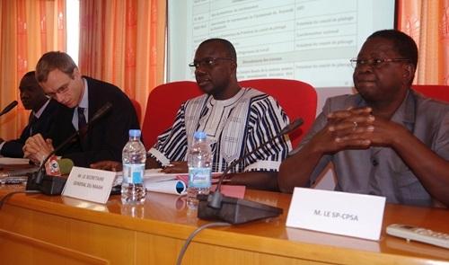Programme de croissance économique dans le secteur agricole: Le comité de pilotage en session pour la 8e fois