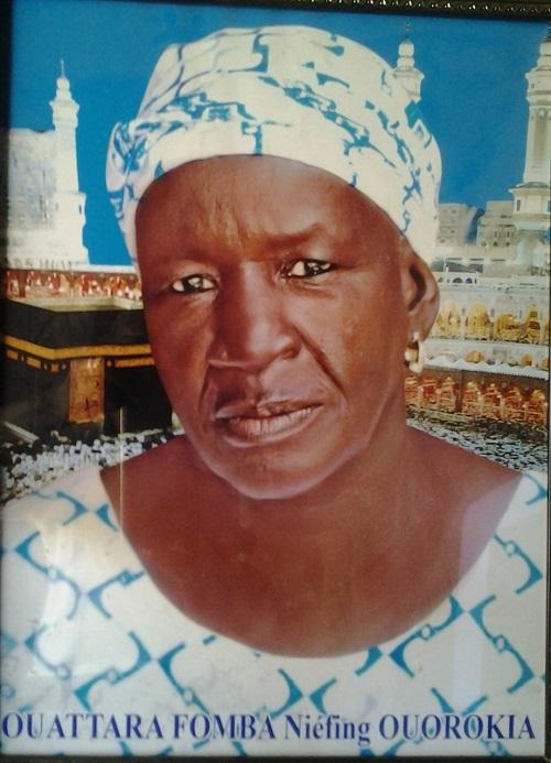 DOUA de OUATTARA Fomba Niéfing Ouorokia à Douna: Remerciements