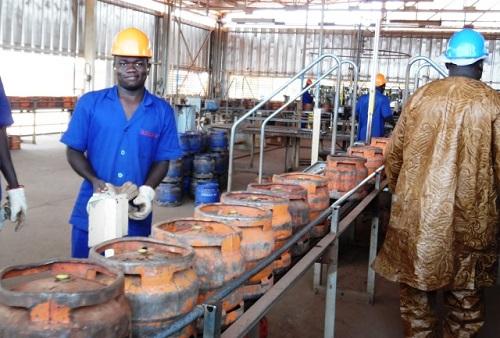 Futur dépôt d'hydrocarbures: Somiaga a les faveurs de la SONABHY