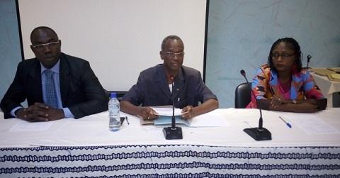 Lutte contre le travail des enfants: Le Comité de pilotage marque une halte pour s'imprégner de l'exécution du projet R-CLES
