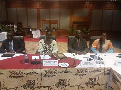 FMI: La 27e réunion du comité d'orientation d'AFRITAC fait le bilan de ses actions à Ouagadougou