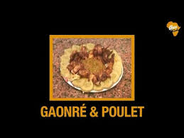 Recette du weekend: Le Gaonré au poulet frit