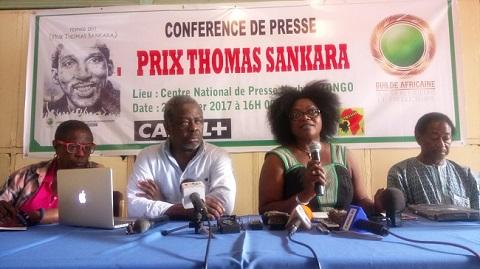 FESPACO 2017: Le prix Thomas Sankara sera décerné, pour la deuxième fois