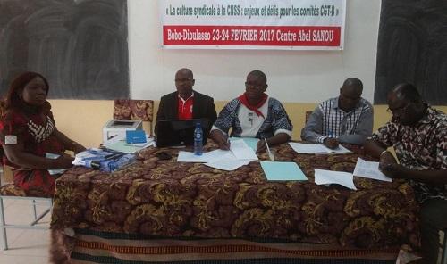 Assemblée Générale annuelle de la CGT-B/CNSS: Les membres ont échangé autour de leurs préoccupations