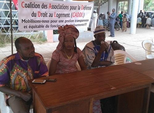 Logement décent et foncier au Burkina: Une coalition d'associations à l'offensive